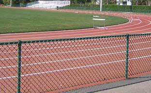 关于球场围网的种类及应用