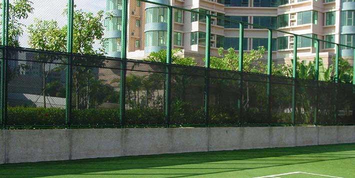 球场围网框架怎么选择?